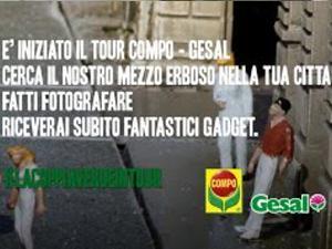 La coppia verde in tour, il nuovo evento Compo-Gesal
