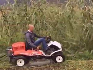 Rabbit Mower Orec RM980 4WD