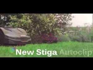 Spot Stiga Autoclip 325