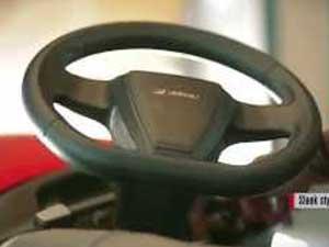 Trattorini premium-range Efco a scarico posteriore