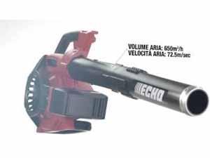 Soffiatore a batteria al litio da 50V da Echo