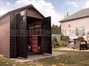 Bellezza naturale del legno e resistenza: ecco le nuove casette Fusion di Keter