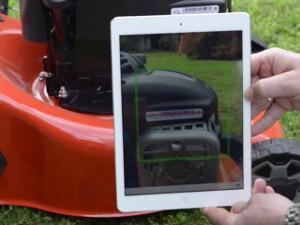 Nuova App per attrezzature da giardino Briggs & Stratton Service