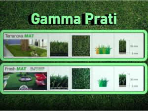 Come installare prati sintetici per decorare giardini, terrazze e balconi