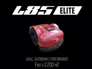 Ambrogio L85 Elite, il robot per forti pendenze