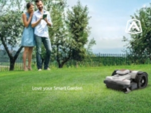 Il robot intelligente per ogni tipo di giardino