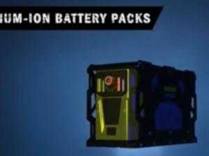 Nuova batteria commerciale silenziosa a emissioni zero