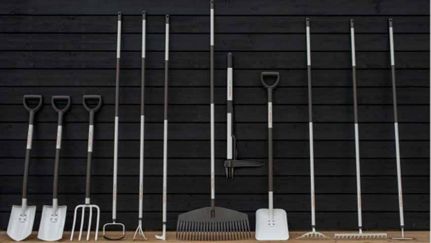 Preparare il giardino al freddo: quali strumenti usare
