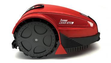 Ambrogio L30: una linea di robot rasaerba compatta, precisa e scattante