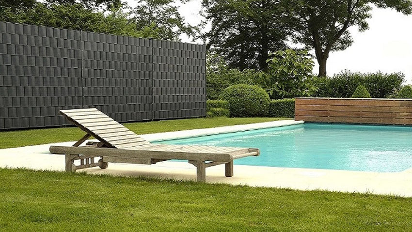 Privacy in giardino i sistemi di oscuramento per recinzioni