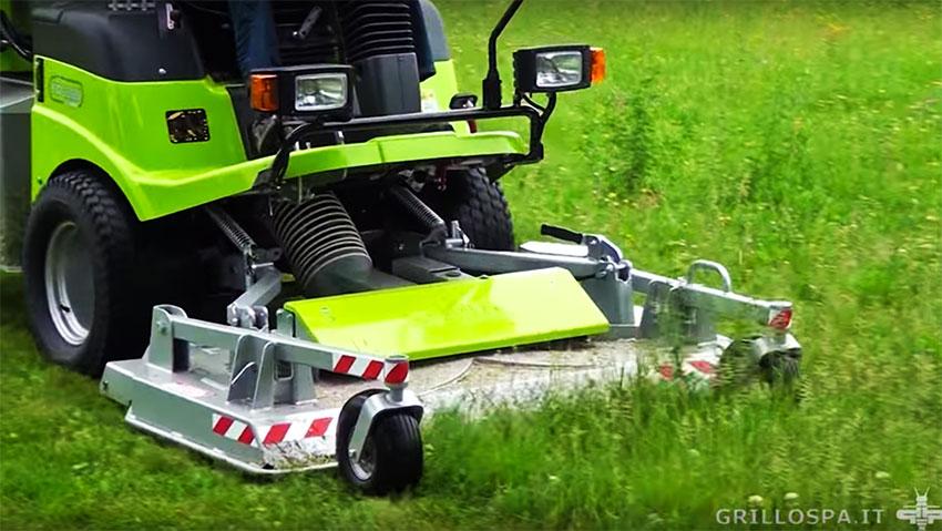 Per manutentori del verde: Grillo FD2200 4WD