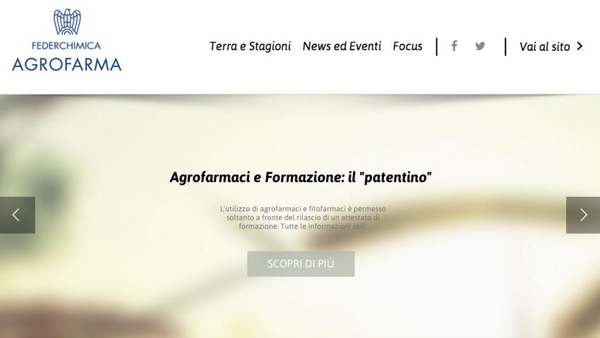 Online il nuovo blog di Agrofarma