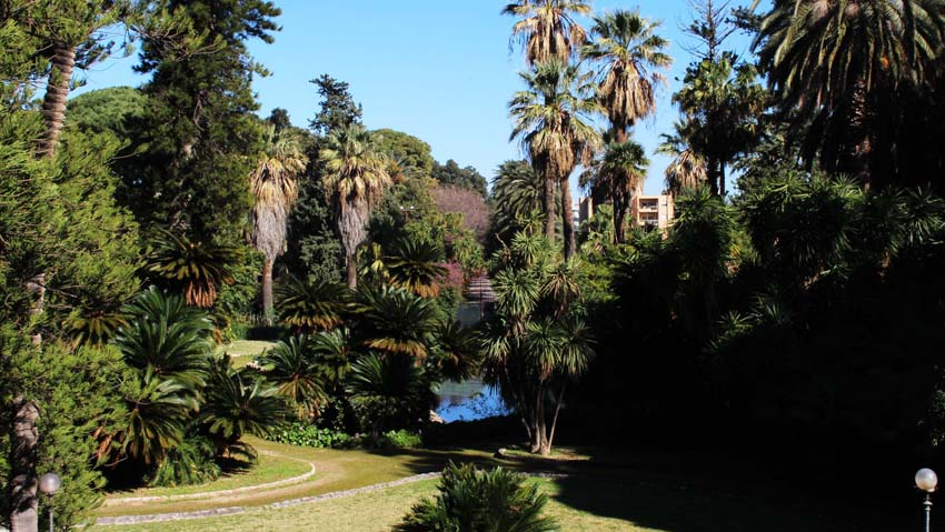 Nei Grandi Giardini Italiani è arrivato l'autunno