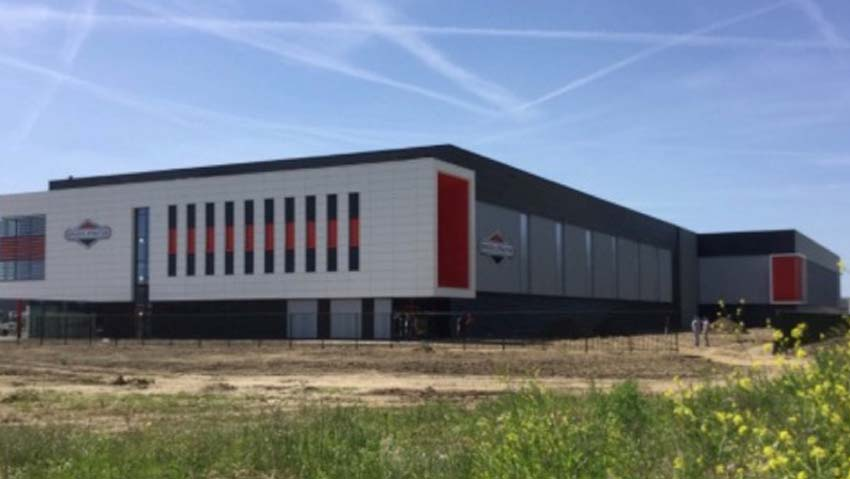 Nuovo centro di distribuzione Briggs & Stratton
