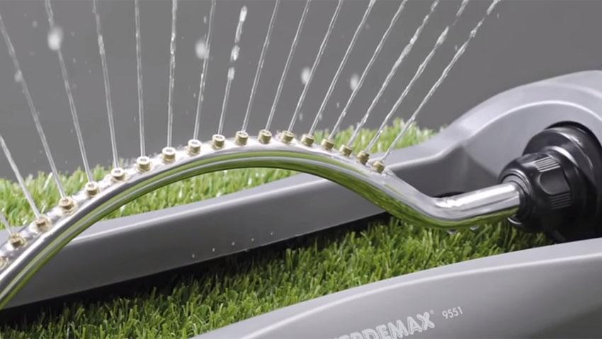 Verdemax, nuova linea di irrigazione