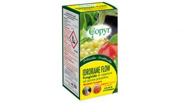 Il fungicida resistente ad azione preventiva