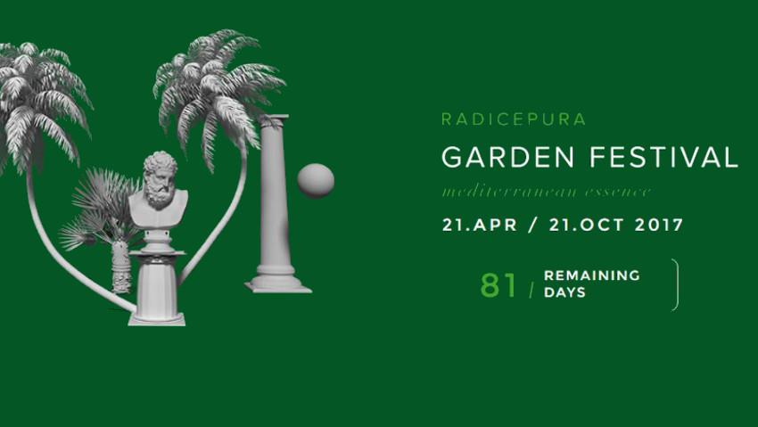 Progettazione e fotografia: workshop in giardino