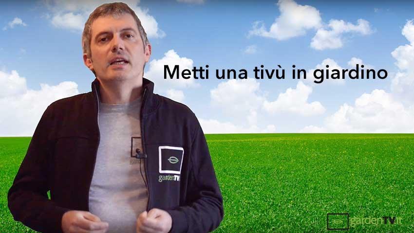 GardenTV: video tutorial per il giardinaggio