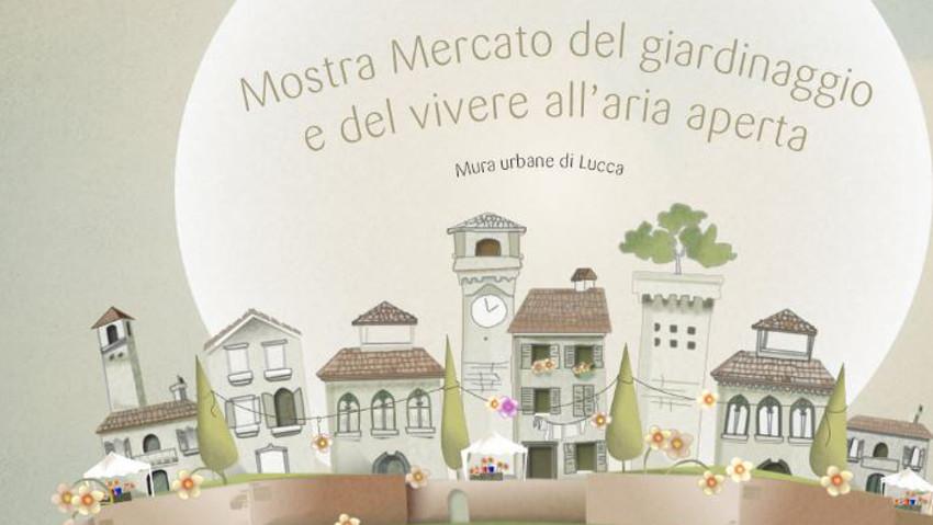 Verdemura, la mostra del giardinaggio di Lucca