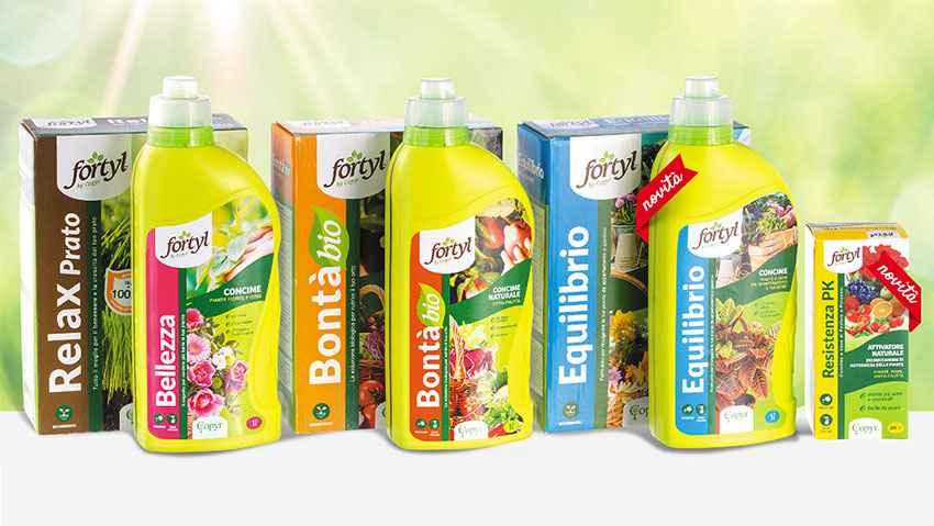 Fortyl by Copyr: nutrizione innovativa
