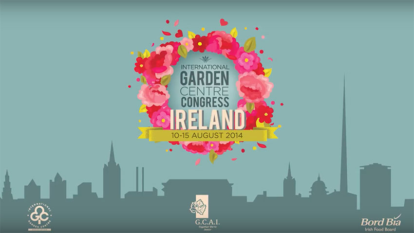 In Irlanda l'International Garden Centre Congress