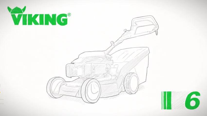 Mulching o raccolta senza cambiare lama