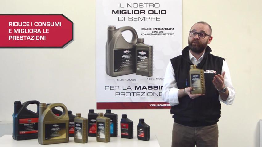 Olio per rasaerba, massima protezione del motore