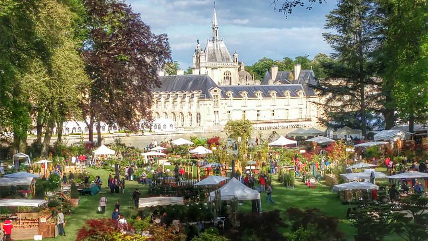 Orticolario va in Francia, a Les Journées des Plantes