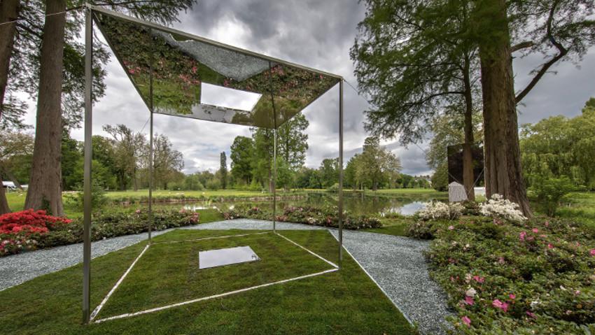 Premio per Orticolario al festival francese dei giardini