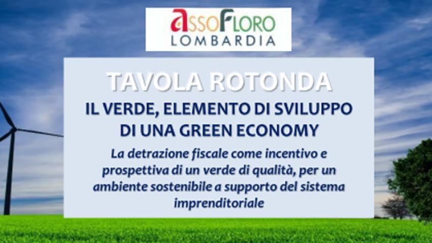 Detrazioni per il verde: tavola rotonda a Milano
