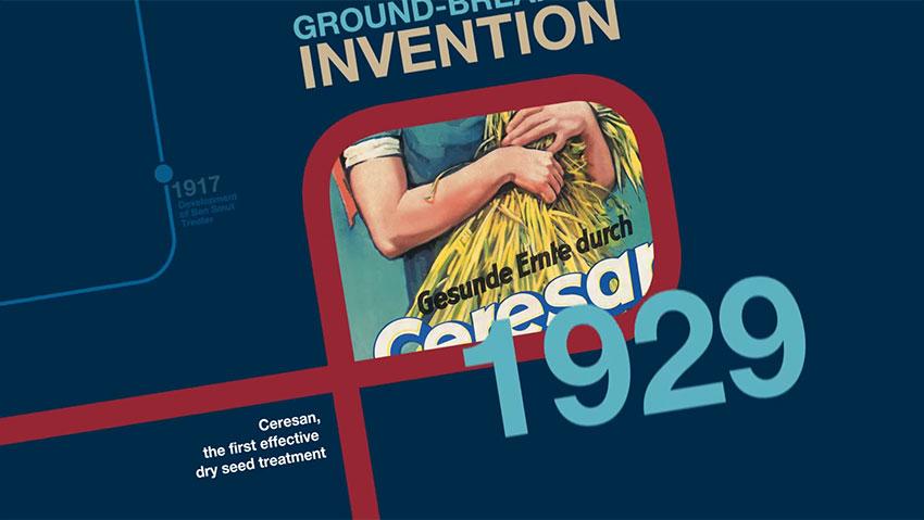Bayer festeggia 100 anni di innovazione