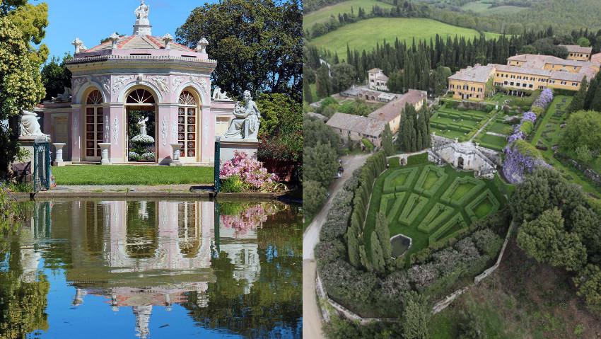 Ecco i parchi più belli d'Italia 2017