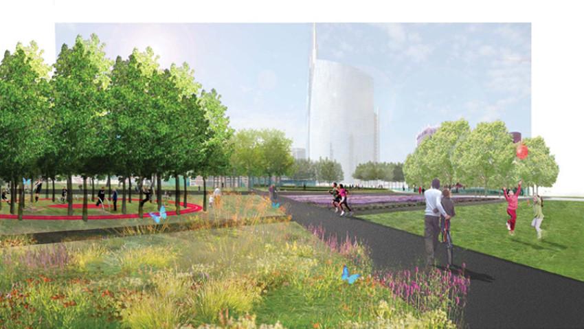 Semina collettiva per il nuovo parco di Milano