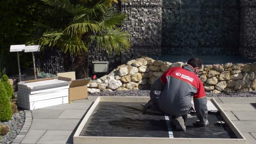 Come installare le piastrelle in gres porcellanato su supporti