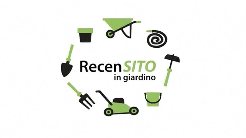 Prove in campo di attrezzi per giardino