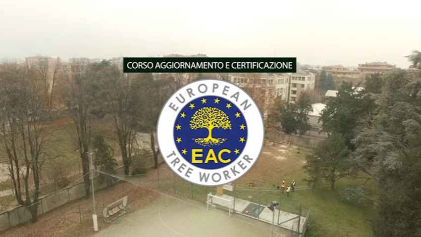 European tree worker: corso per prepararsi all'esame