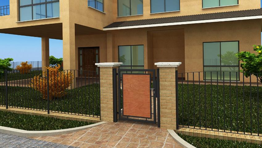 Rinnovare gli spazi esterni con le recinzioni