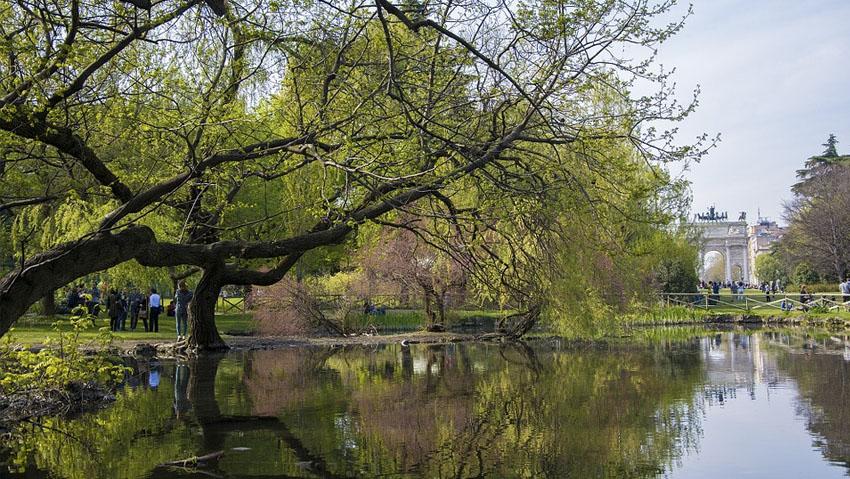 Milano equipara verde pubblico e privato