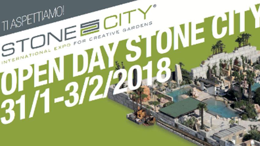 Open day e corsi a Stonecity