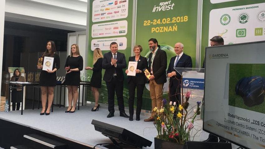 Premio internazionale per l'Innovazione di Ambrogio Robot