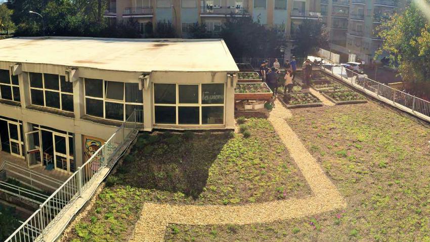 Giardini pensili: a lezione sul tetto