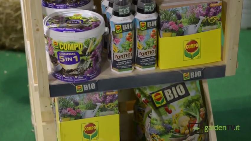 Prodotti biologici per il giardinaggio e l'orto