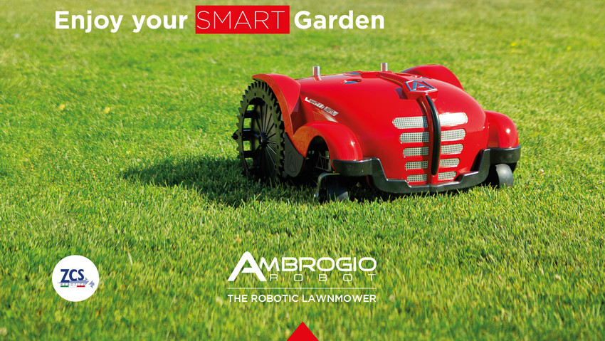 Ambrogio Robot presenta la gamma Green 2018