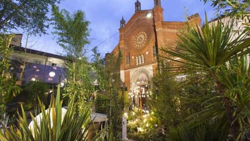 Un giardino in piazza per il Fuori Salone con Myplant