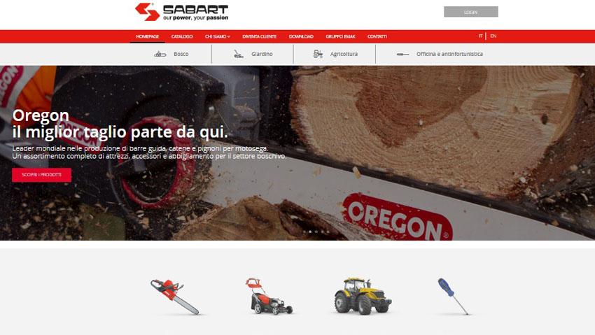 È online il nuovo sito di Sabart