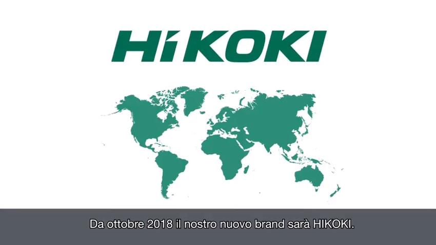 Hikoki, la presentazione del nuovo brand