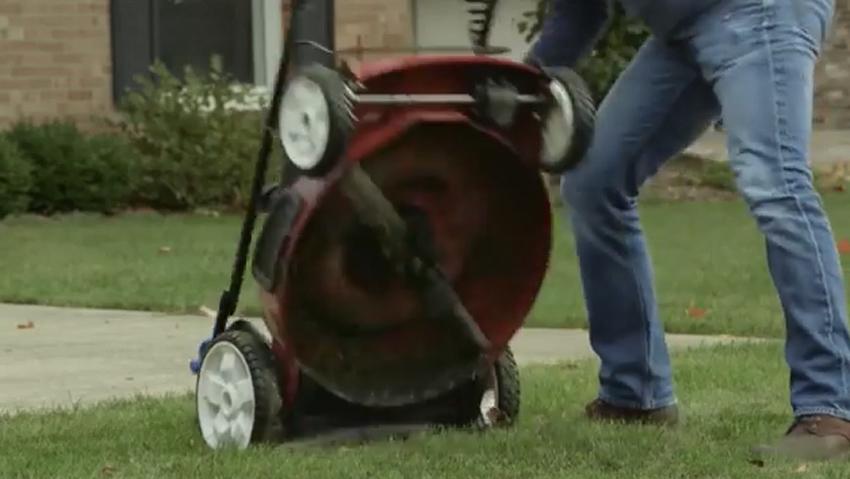 Briggs & Stratton presenta la nuova tecnologia Mow N' Stow