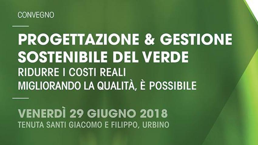 Progettazione e gestione sostenibile del verde