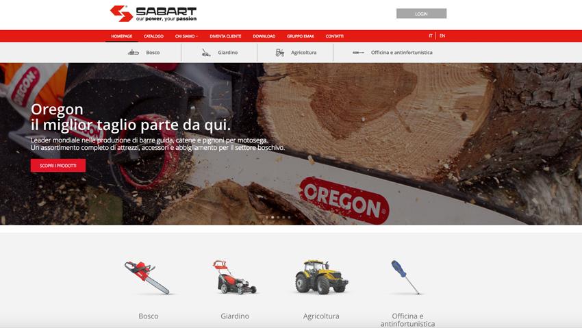 Le novità del nuovo sito Sabart