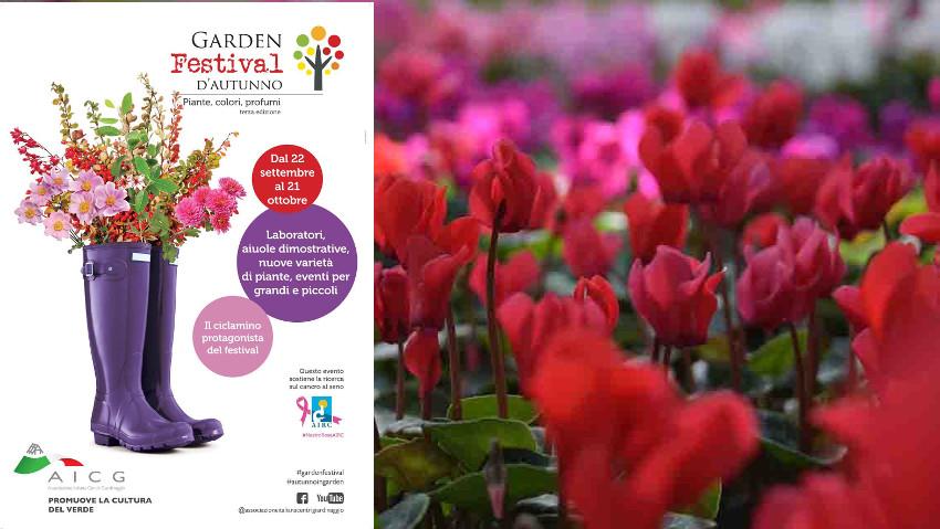 L'edizione 2018 del Garden Festival d'autunno